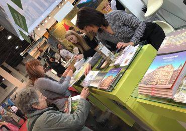 Targul international de Turism de la Budapesta martie 2017 Oradea, judetul Bihor