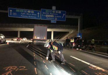 Accident Ungaria masina bihor