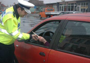 Astazi, 1 Martie, politistii bihoreni vor opri doamnele si domnisoarele participante la trafic