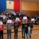 """Liceul """"Onisifor Ghibu"""" si IPJ Bihor organizeaza a zecea editie a concursului """"Scoala fara violenta"""""""