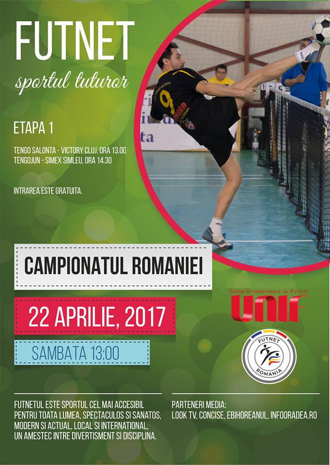 Campionatul national de futnet 2017