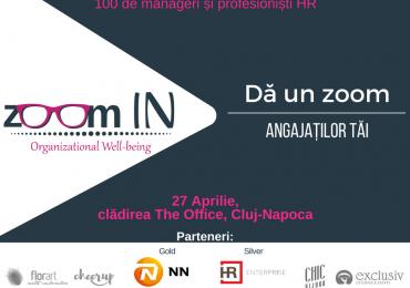 Azimut organizeaza conferinta Zoom IN. Noile tendințe din piața resurselor umane si ultimele noutăți din HR