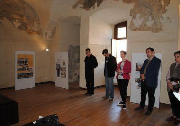 Expoziția Arhitectură și Regalitate poate fi vizitată în Palatul princiar din Cetatea Oradea (FOTO)