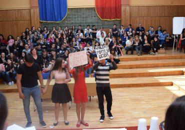 """concursul regional """"Şcoala fără violenţă"""""""