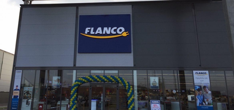 Flanco Retail deschide un nou magazin în Oradea, în noul centru comercial Prima Shops