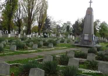 Se prelungeste si vineri programul la Cimitirul Rulikowski din Oradea