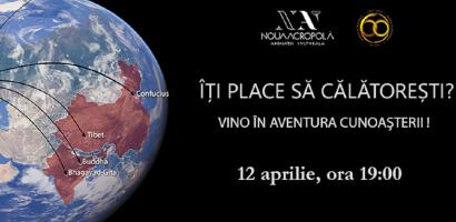 Noua Acropola Oradea va invita la o călătorie prin lumea ideilor marilor gânditori