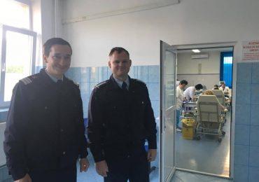 Pompieri ajutor familie Cadea Bihor