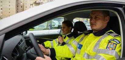 Peste 800 de poliţişti bihoreni vor fi în stradă, de Paste, pentru siguranta noastra