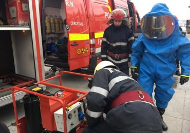 Simulare accident chimic Faist Mekatronic