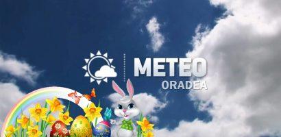Cum va fi vremea de Pasti si in noaptea de inviere, in Oradea