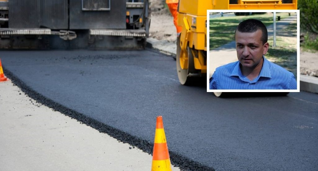 Viceprimarul Florin Birta: Pana la 1 noiembrie, strada Leonardo da Vinci va fi reabilitata