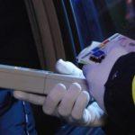 "Si baut si fara carnet, se plimba cu masina pe ""corso"", in Oradea"