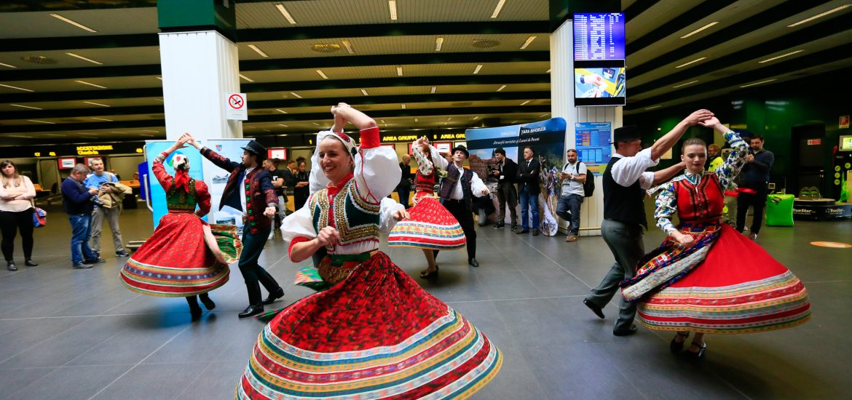 Bihorul si Oradea prezentate la Targul de Turism de la Milano. (FOTO)