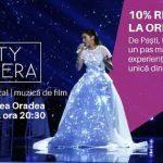 Reducere de 10% de Paște pentru biletele de la concertul City Opera 2017, a Laurei Bretan