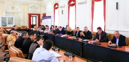 Bihorul, lider in intentia de realizare a unor proiecte medicale transfrontaliere, in zona de vest a tarii