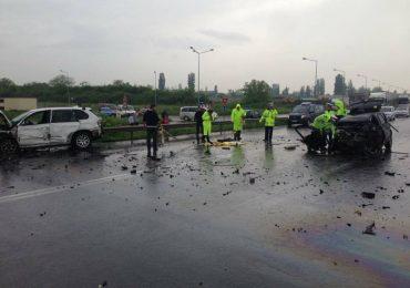 Accident grav centura oradea 4 mai