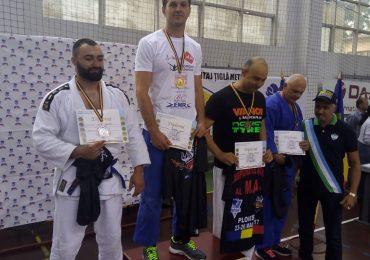 Pompierul oradean, Bogoşel Adrian, din nou campion național în cadrul Competiției Naționale de Unifight a M.A.I.