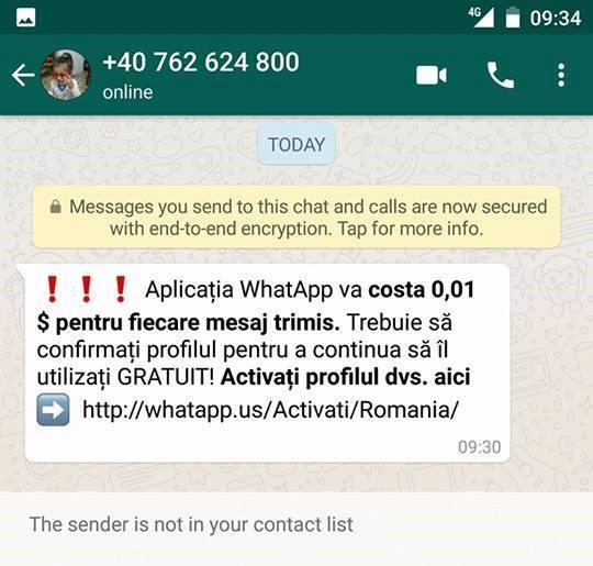 CERT-Ro phishing