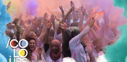Colours Festival Oradea 2017, explozie de culoare si bucurie in Santul Cetatii, pe 3 iunie 2017