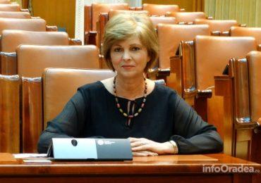 Florica Chereches: PSD nu-si va indeplini promisiunile electorale la Educatie, taind din bani la fiecare rectificare bugetara