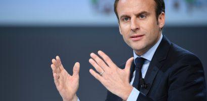Emmanuel Macron este noul presedinte al Frantei, ales cu 66,10% din voturi