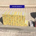 Razie a politistilor oradeni in pietele Oradene. Peste 120 de pachete de tigari confiscate