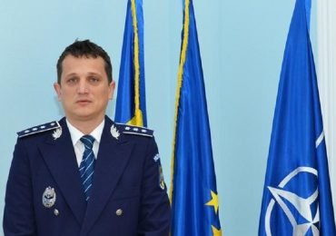 Haniș Alin Antoniu numit temporar la sefia IPJ Bihor. Cine este acesta