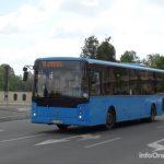 Modificări la traseele liniilor de autobuz 10,12,14,20 şi 23 în perioada 2-3 Iunie 2017