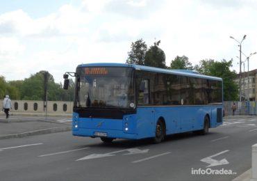 Programul transportului local din Oradea pe perioada vacantei scolare 2 aprilie – 4 mai 2021