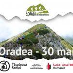 """Școala de Mers pe Munte, un proiect de educație montană, prezentat marti, 30 mai, la Biblioteca """"Gheorghe Șincai"""""""