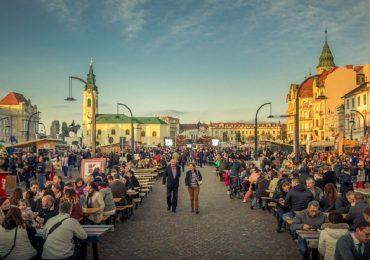 """Street FOOD Festival se intoarce la Oradea. """"Oradea, ne revedem între 17-20 mai, în Piața Unirii."""""""