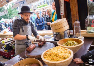 Street FOOD Festival Oradea 2017 Chef Foa