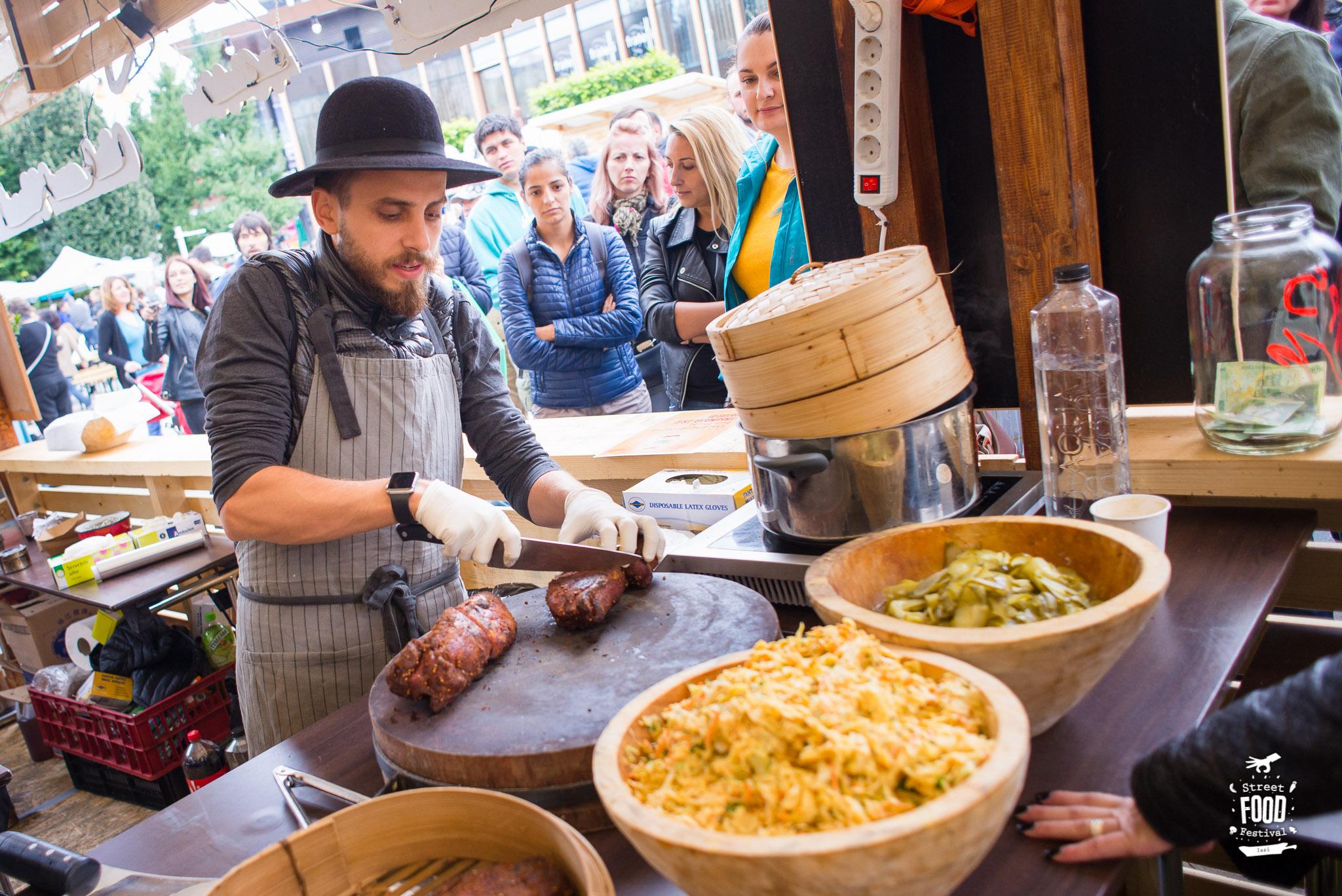 Street FOOD Festival Oradea 2019