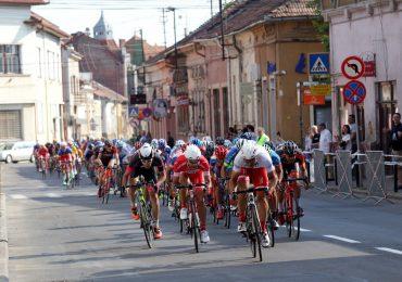 Restricții de circulație, pe mai multe strazi din Oradea, din cauza Turului ciclist al României