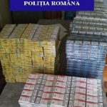 44.000 de tigarate, nemarcate legal, confiscate de la un bihorean, in Beius