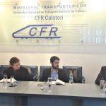 Intalnire intre conducerea CFR si reprezentantii studentilor