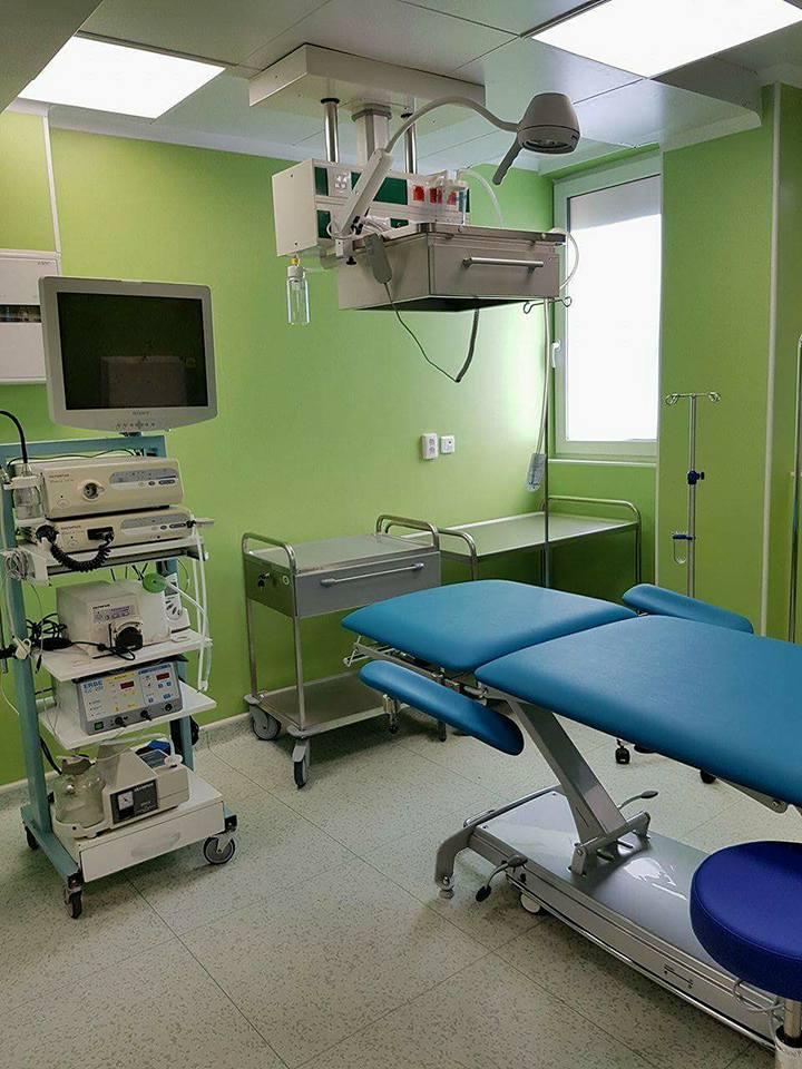 laborator de endoscopie digestivă diagnostică și terapeutică