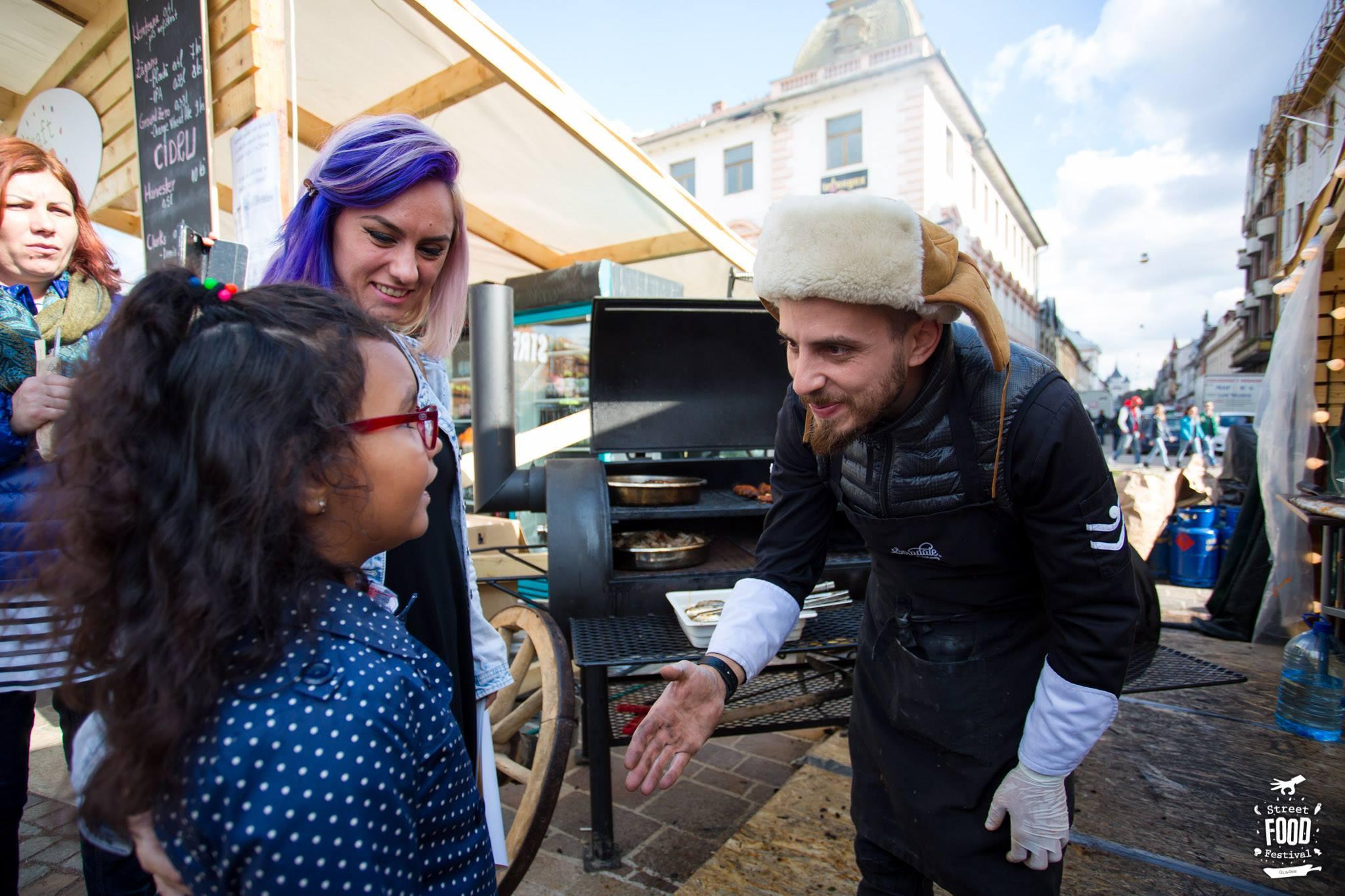 street food festival Oradea 2017