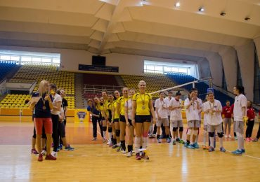 Volei feminin Universitatea Oradea