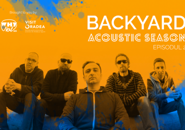 Implant Pentru Refuz cântă acustic pe 1 iulie în Parcul Cetății Oradea în cadrul seriei de concerte Backyard Acoustic Season