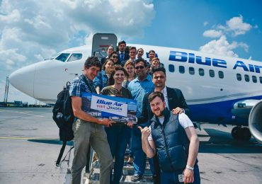 Blue Air Bloggeri Oradea
