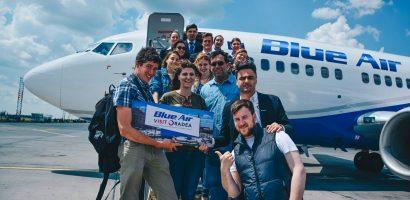 Visit Oradea si Blue Air, actiune comuna de promovare a destinatiei Oradea-Baile Felix