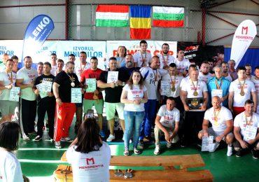 Sambata, 27 mai 2017 , Beiusul a fost capitala powerlifting-ului romanesc