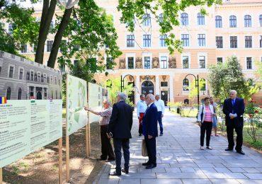 """Expoziţia """"Capodopere ale picturii universale"""" din colecţia Muzeului Brukenthal la Muzeul Ţării Crişurilor"""