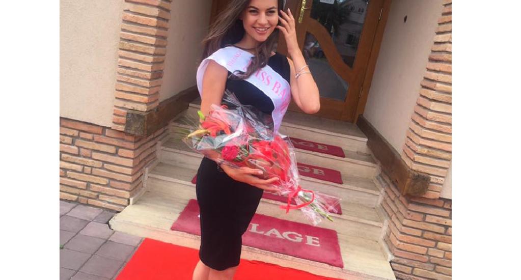 "Oradeanca Denisa Hodisan a castigat titlul ""Miss Balkana 2017"" (FOTO)"
