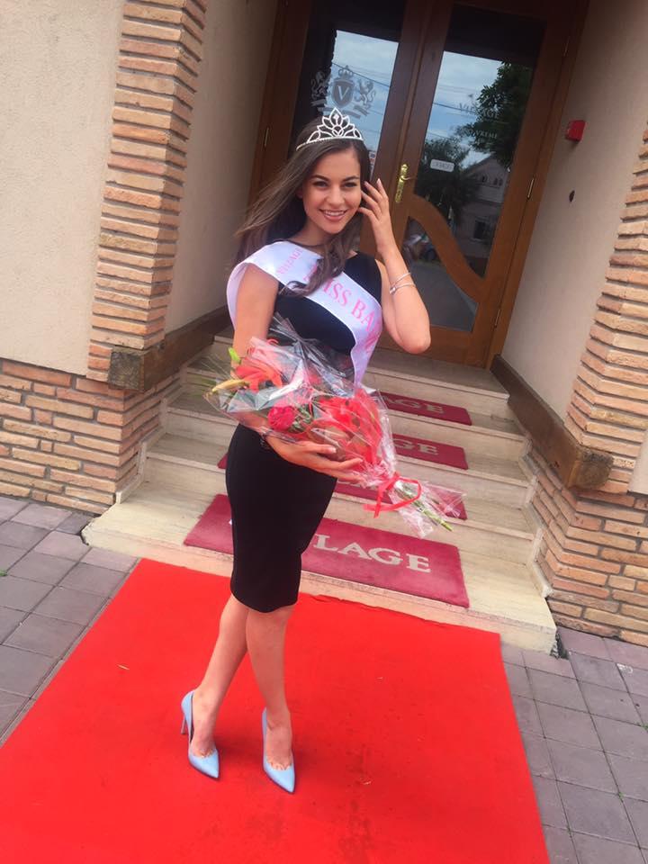 Denisa Hodisan Oradea Miss Balkana 2017