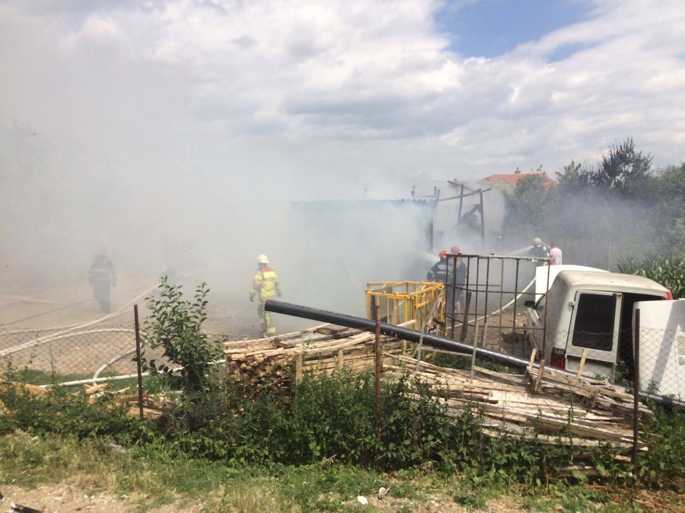 Incendiu Santandrei 14.06