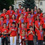Sambata, la Oradea, a avut loc turneul de Taekwon-do ITF (FOTO)