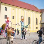 Distractie maxima la Kids Fest de 1 iunie. Ce surprize va asteapta si vineri in Cetatea Oradea (FOTO)